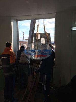 Перемещение медицинского оборудования в Екатеринбурге