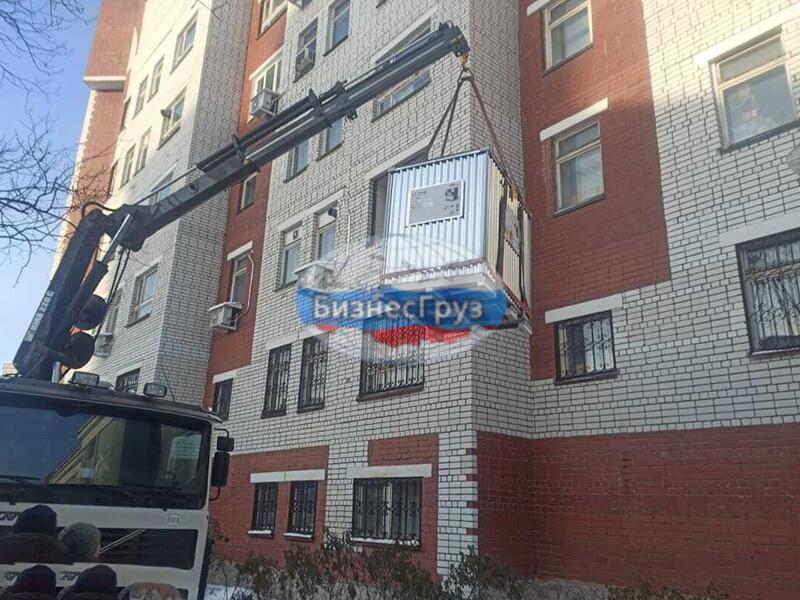 Такелаж медицинских кроватей Москва